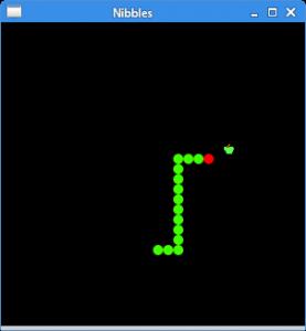 Игра змейка в Tkinter [Урок №7]
