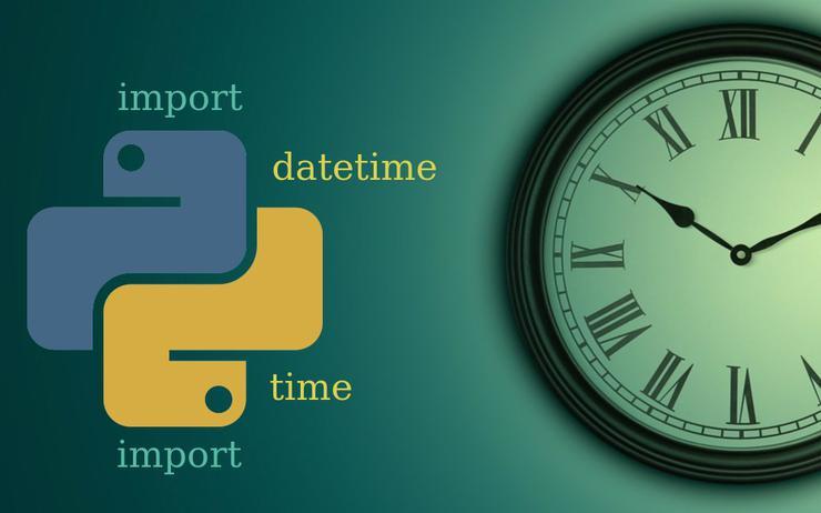 🔵 Работа с датой и временем в Python