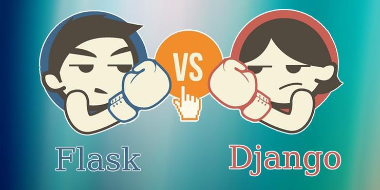 🔵 Flask против Django: почему Flask может быть лучше