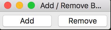 Динамическое добавление и удаление виджетов - wxPython #1