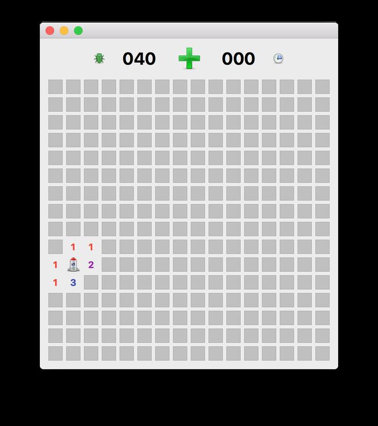 Создаем игру «Сапёр» на PyQt5