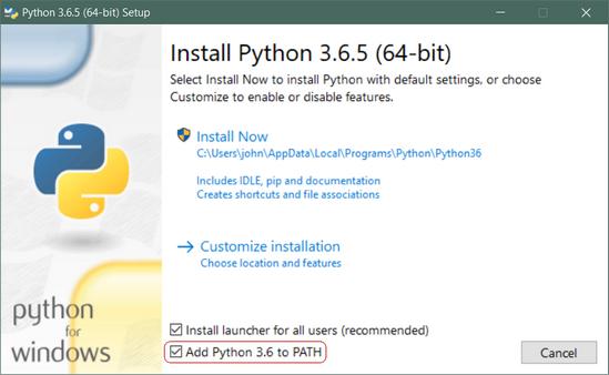 Инструкция по установке и настройке Python 3
