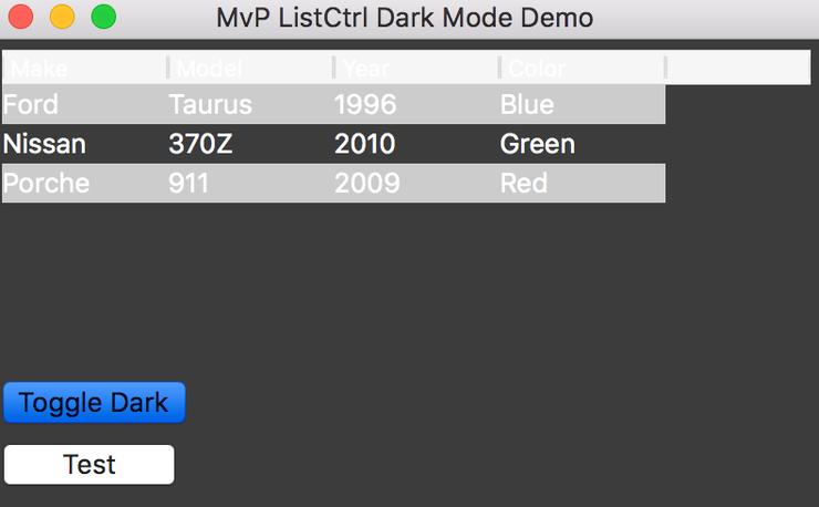 Как создать «тёмный режим»? - wxPython #6