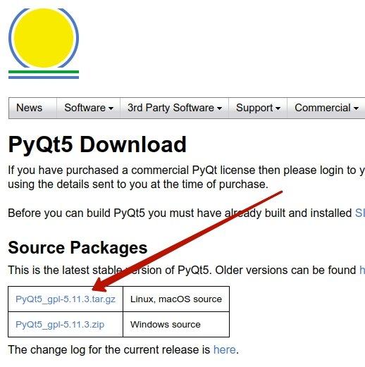 Руководство по PyQt5
