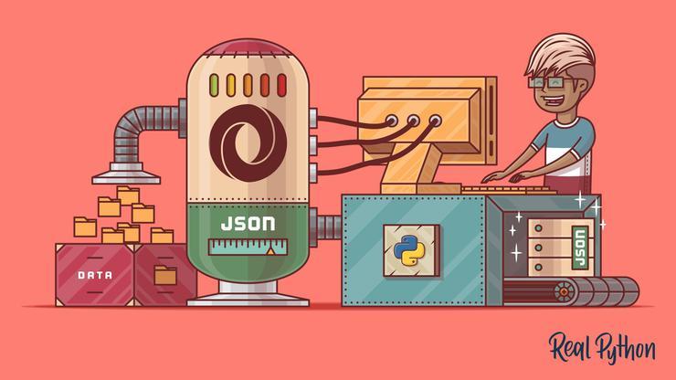 JSON в Python - Примеры работы модуля JSON