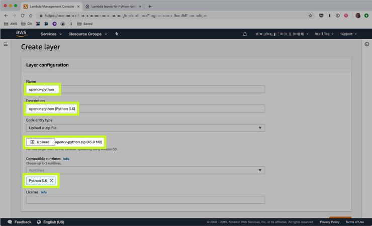 Обработка изображений на AWS Lambda и API Gateway за 10 минут