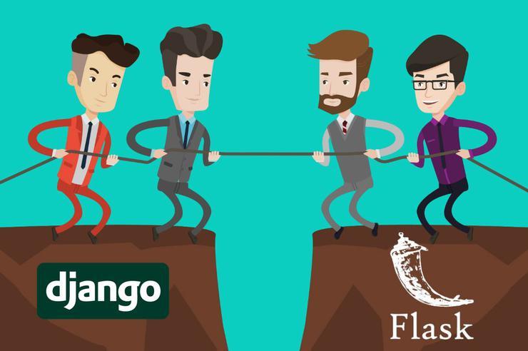 Flask или Django