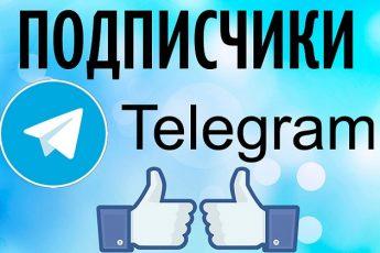 Купить подписчиков Telegram