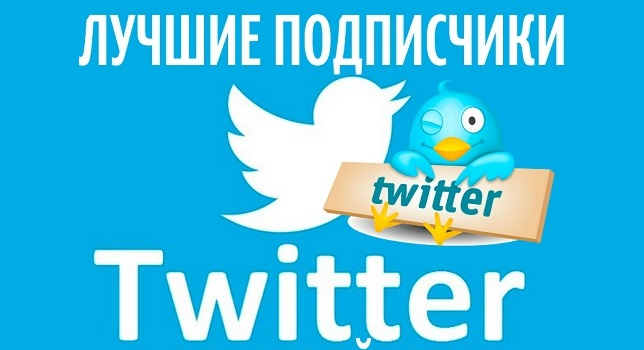 купить фолловеров Твиттер