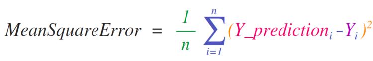 Средняя квадратичная ошибка