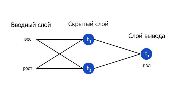 Тренировка нейронной сети