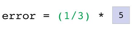 Средняя квадратичная ошибка формула