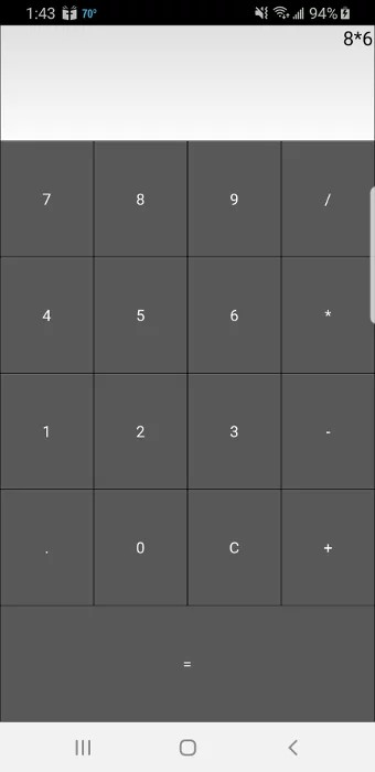 KV Calc Android
