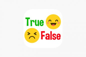 Boolean True False