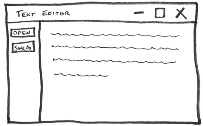 Python Text Editor
