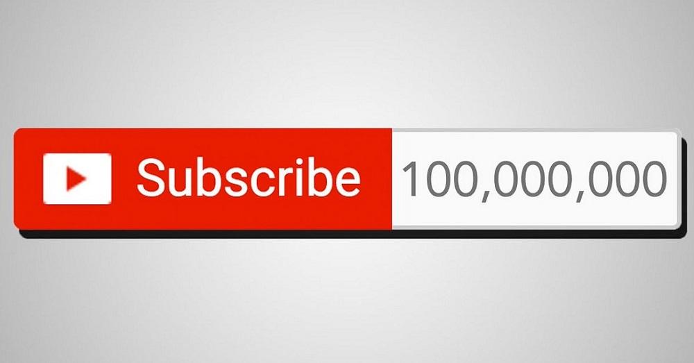 получить миллион подписчиков на youtube